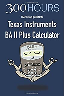 Cfa exam calculator tutorial (statistics and misc) texas.