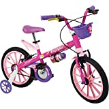 Bicicleta Top Girls Aro 16 Nathor