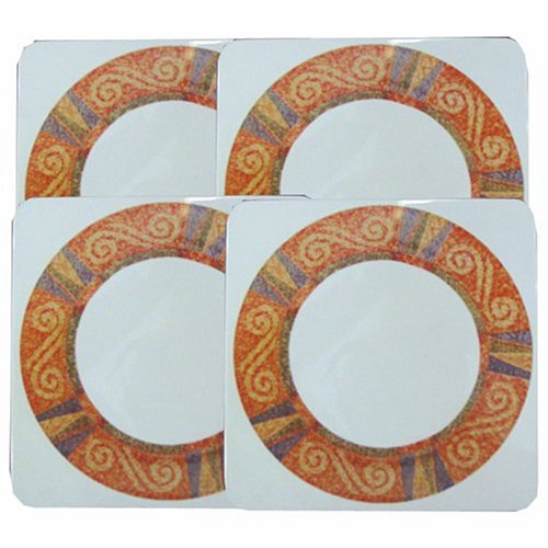 - Corelle Coordinates Sand Art Economy Burner Covers for Gas Stoves, Set of 4