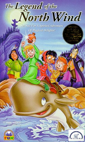 Price comparison product image The Legend of the North Wind [VHS]