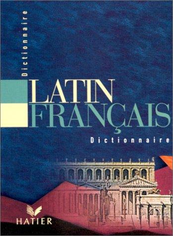 Dictionnaire latin-français Poche – 1 novembre 1997 Gariel Hatier 2218721651 749782218721656
