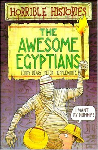 [FREE] The Awesome Egyptians (Horrible Histories) DOC