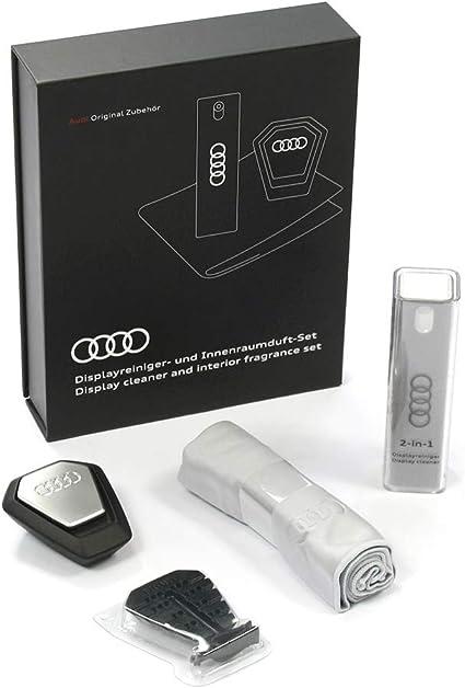 Audi 80a057800 Pflegeset Displayreiniger Duftspender Reinigungstuch Auto