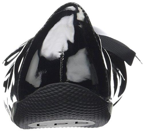 Les Ptites Bombes Ella V, Bailarinas con Punta Cerrada Para Mujer Negro (Noir)