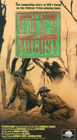 (The Guns of August [VHS])