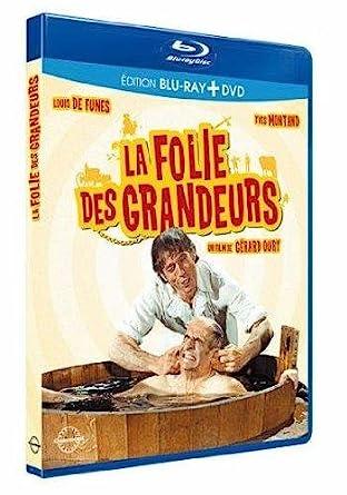 LA GRANDEURS DES TÉLÉCHARGER FILM GRATUIT FOLIE