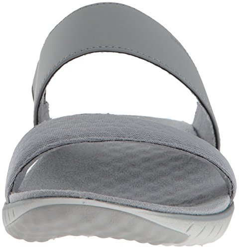 Medium 1SIX8 US Merrell Linna AC Women's Sandal Slide Monument 6 vqgw8BqzW