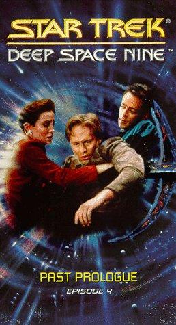 Star Trek - Deep Space Nine, Episode 4: Past Prologue [VHS]