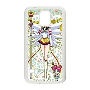 Beautiful young girl Cell Phone Case for Samsung Galaxy S5