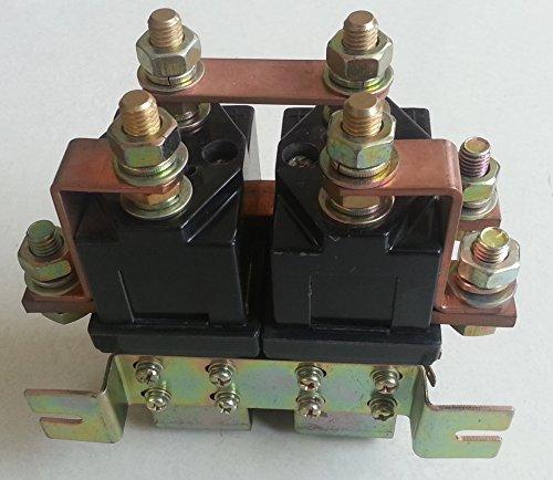 (400A 24V DC Coil Reversing Contactor, Brand New, Factory)