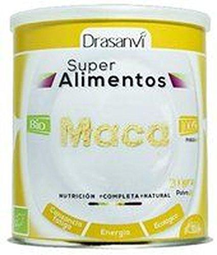 Maca Bio Super Alimentos 200 gr de Drasanvi