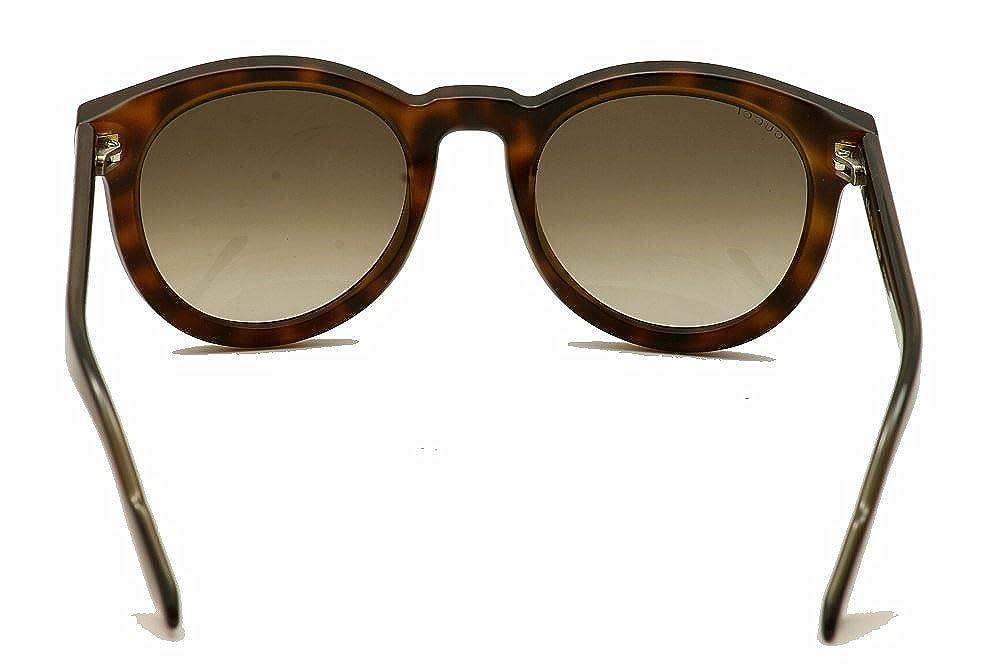 7c3e388a7b1 Amazon.com  Gucci Sunglasses - 3653   Frame  Havana   Transparent Olive Lens   Brown Gradient  Clothing