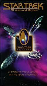 Star Trek:30 Years and Beyond [VHS]