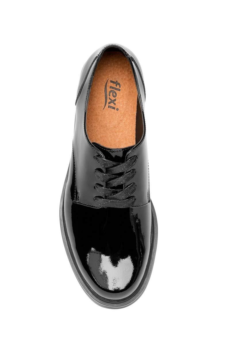 c52342fb671 Flexi GEA 32901 Zapatos de Cordones Oxford para Mujer  Amazon.com.mx  Ropa
