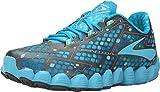 Brooks Women's Neuro Anthracite/Ceramic/Nightlife Sneaker 8.5 B (M)