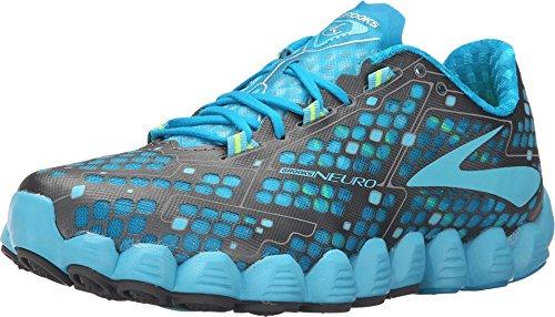Brooks Women's Neuro Atomic Blue/Bluefish/Nightlife Sneaker