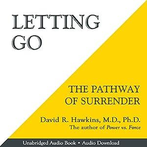 Letting Go Hörbuch