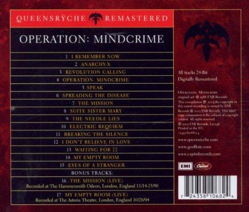 Operation: Mindcrime