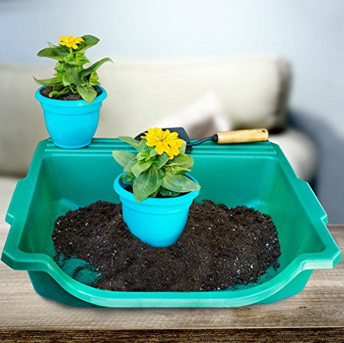Argee Table-Top Gardener Portable Potting Tray RG155 by Argee (Image #1)
