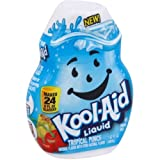Kool Aid Tropical Punch Liquid Drink Mix, 1.62 Fluid Ounce -- 12 per case.
