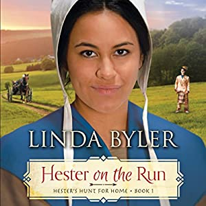 Hester on the Run Audiobook