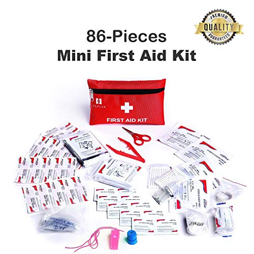 Defler-First-aid-kit-86pcs-First-Aid-Kit-for-Emergency-and-Survival-situations-Ideal-for-The-Car-Camping-Hiking-Travel-Office-Sports-Pets-Hunting-Home