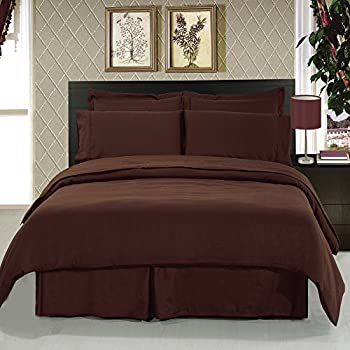 Amazon Com Royal Hotel S King Size Solid Chocolate 600