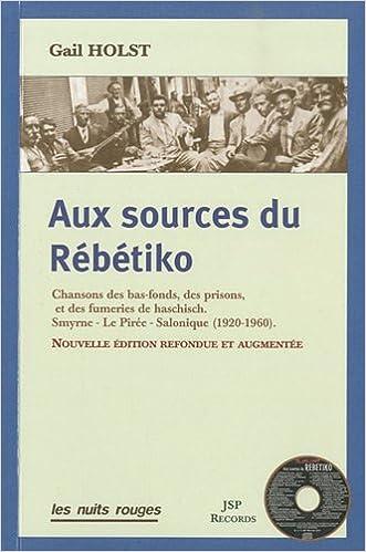 Livres Aux sources du rebetiko/Réédition pdf ebook