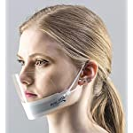 5-x-Visier-Gesichtsschutz-Gesichtsvisier-Gesichtsschutzschild-Anti-Fog-Face-Shield-KEIN-BESCHLAGEN-Weiss