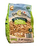 Live G Free Organic Gluten Free Brown Rice & Quinoa Penne Pasta, Pack of 2