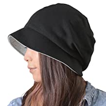 Casualbox Womens Sun Hat Organic Cotton Reversible Japanese Design