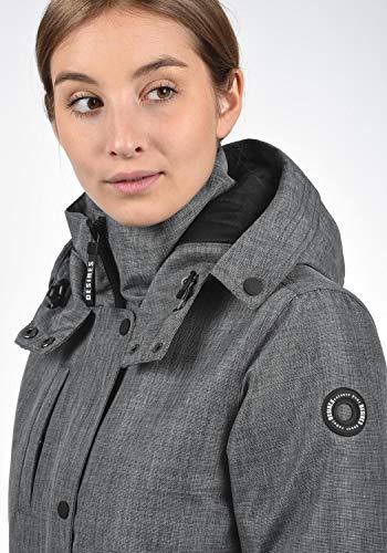 Grey Donna Giacche Desires Da Light Tecniche E Sportive 8242 Melody Melange q8wnf87
