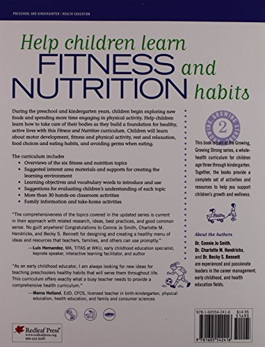 Fitness and Nutrition (Growing, Growing Strong)