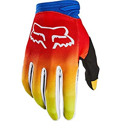 2020 Fox Racing Youth Dirtpaw Fyce Gloves-Blue/Red-YXS: Automotive