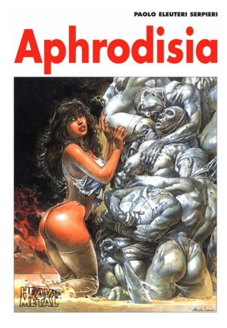Aphrodisia (Druuna) by Heavy Metal Magazine