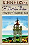 Front cover for the book A Bell for Adano by John Hersey