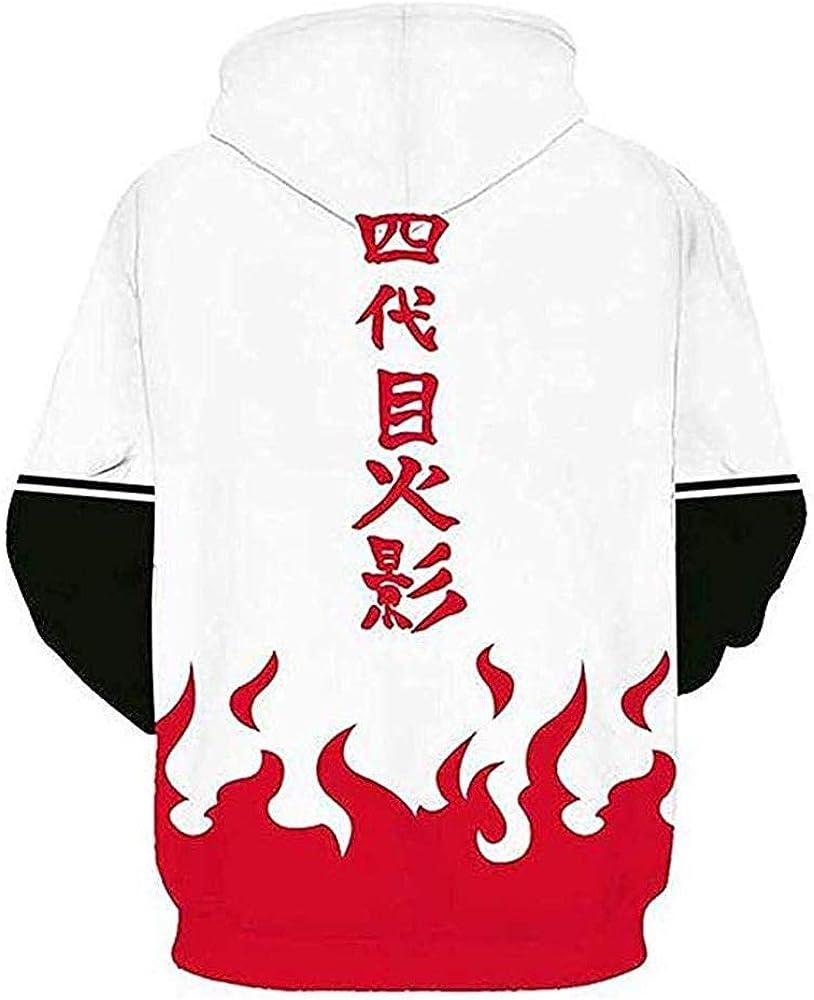 Amazon.com: RAIN Naruto Anime Sudadera con capucha Sasuke ...