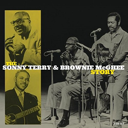 Sonny Terry Sonny Terry and his mouth harp