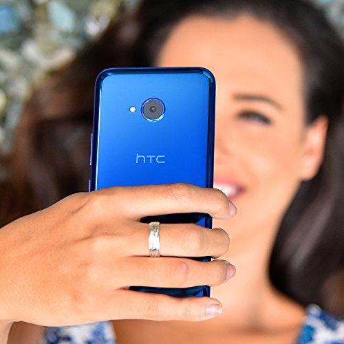 HTC U11 life (32GB 3GB RAM) | 5.2-Inch Full Super LCD | 8.0 Oreo | 2600 mAh Battery | Sapphire Blue | 4G LTE Smartphone | GSM Unlocked | By T-Mobile