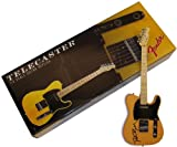 Dierks Bentley signed 1:3 scale Fender Telecaster replica