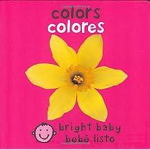 Bilingual Bright Baby Colors