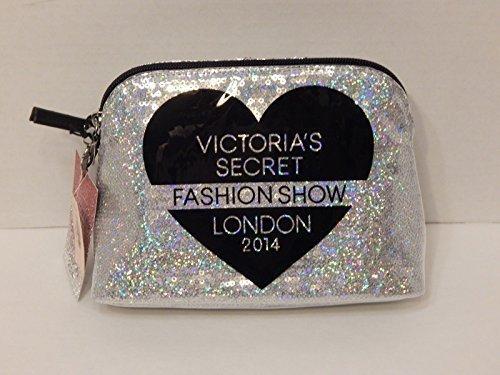 Victorias-Secret-Fashion-Show-London-2014-Sequin-Silver-Cosmetic-Bag-by-Victorias-Secret
