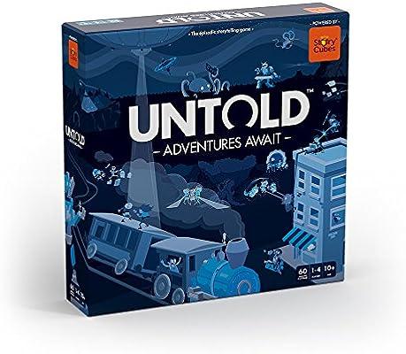 Resultado de imagen de Untold: Adventures Await