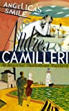 Front cover for the book Angelica's Smile by Andrea Camilleri