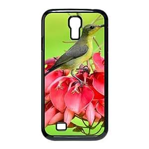 SamSung Galaxy S4 I9500 Bird Phone Back Case DIY Art Print Design Hard Shell Protection AQ074140