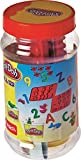 Play Doh ABC and 123 New, Multi Color