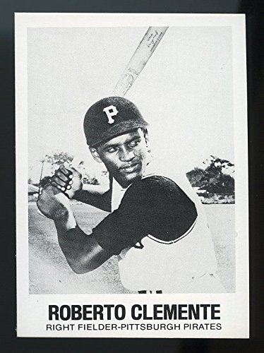 (1977 TCMA Renata Galasso #41 Roberto Clemente Pittsburgh Pirates - Mint Condition Ships in New Holder)