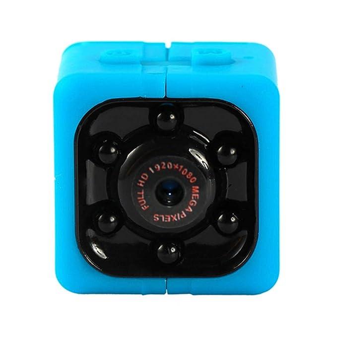 Fcostume Neueste verbesserte versteckte Kamera 1080p Home Mini Full HD Kleine erweiterte Sicherheits-Bewegungskamera Nachtsic