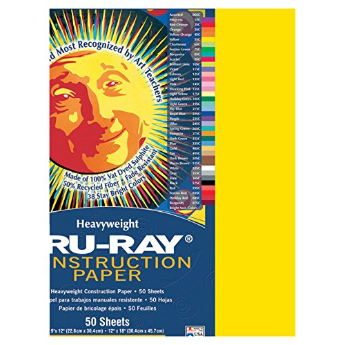 Pacon Tru-Ray Construction Paper ()