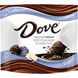 DOVE PROMISES Cookie Crisp Milk Chocolate Candy 7.61-Ounce Bag